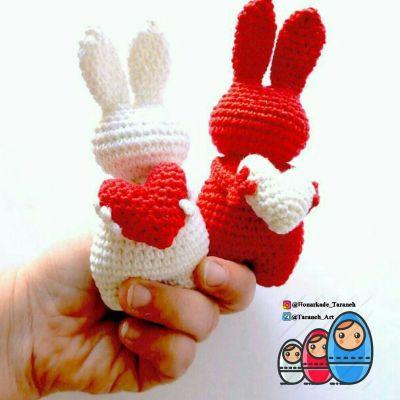 خرگوش ولنتاین