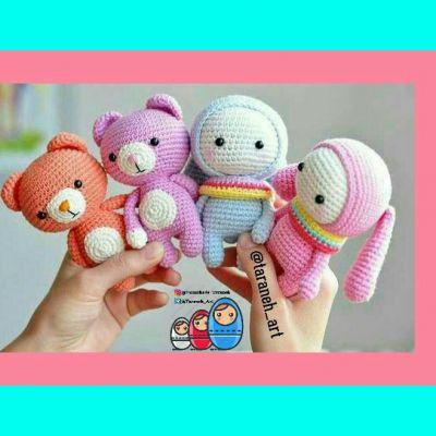 عروسک های کوچولو