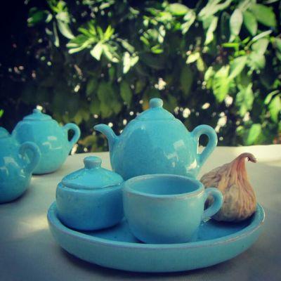 چایخوری مینیاتوری