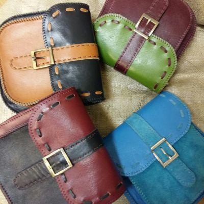 کیف چرمطبیعی