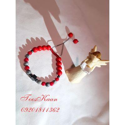 دستبند مرجان و چاسپر پیکاسو