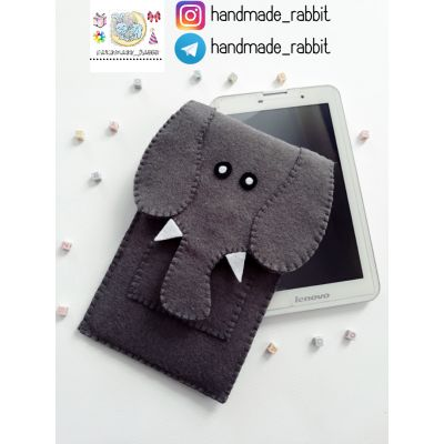کیف تبلت طرح فیل