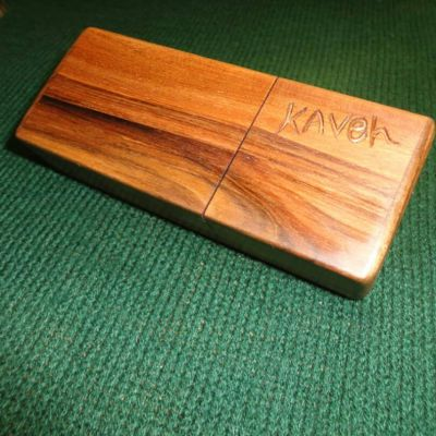 جعبه چوبی