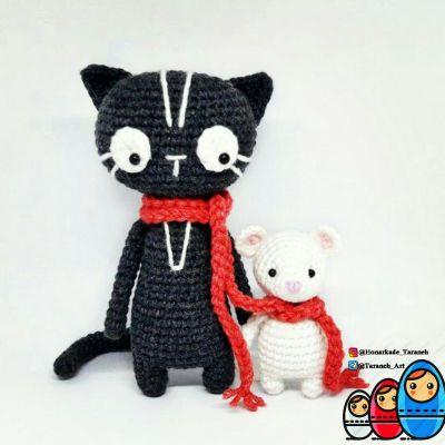 پیشی ملوس + موش موشی
