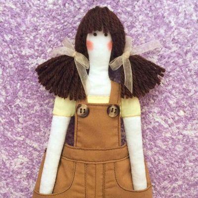 عروسک پارچه ای دست ساز