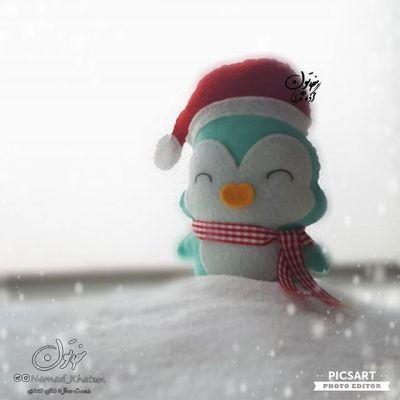 آویز کیف پنگوئن