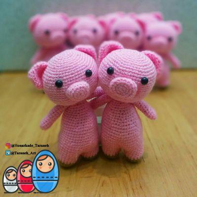 عروسک خوک ناز🐷