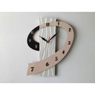 ساعت دیواری دستساز فانتزی