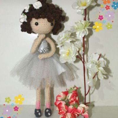 عروسک دختر کایلا