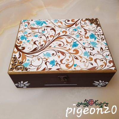 جعبه چوبی با کاربردهای متفاوت