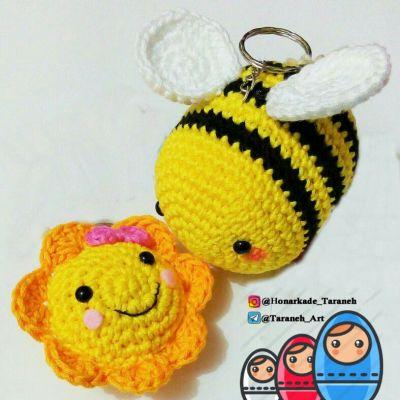 زنبور کوچولو/خورشید خانم