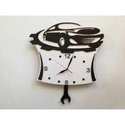 ساعت دیواری پاندولی دستساز برای مکانیکی ها
