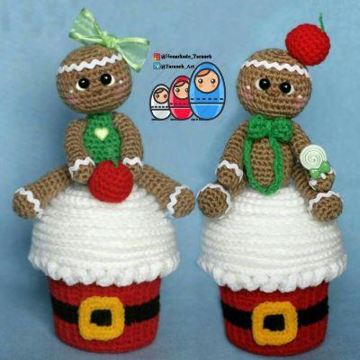 کاپ کیک کریسمس