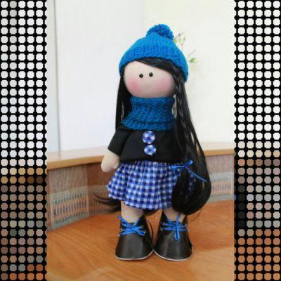 عروسک روسی با رنگ های مختلف