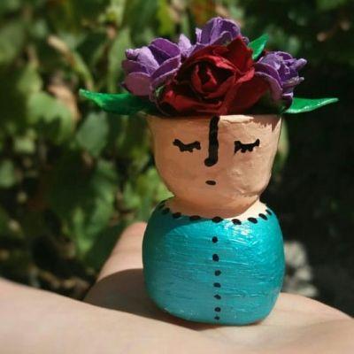 گلدان کوچولو