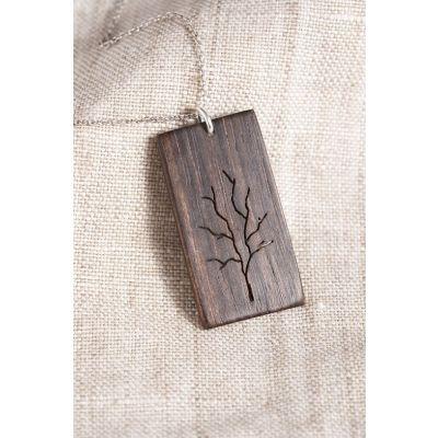گردنبند طرح درخت