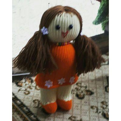 عروسک دختر مو بلند