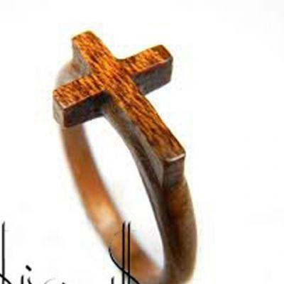 انگشتر مدل صلیب