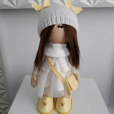 عروسک روسی ترلان پروانه دار