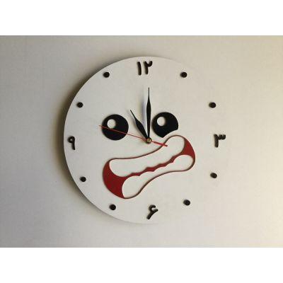 ساعت دیواری دستساز برای اتاق کودک و سیسمونی