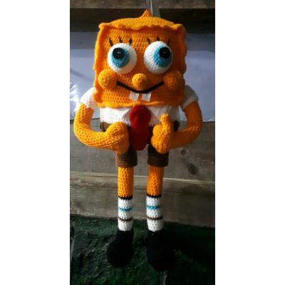 عروسک باب اسفنجی بزرگ
