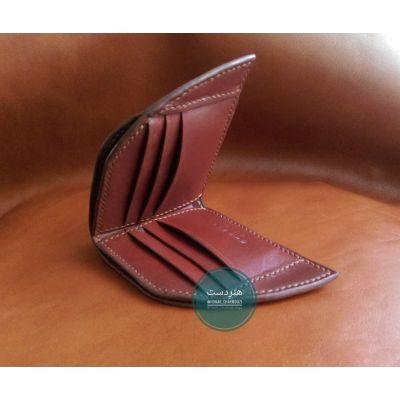 کیف چرم طبیعی جیبی مردانه